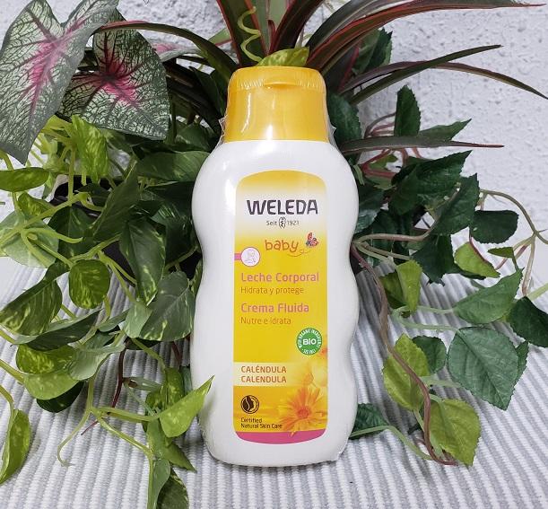 ヴェレダ(WELEDA)カレンドラベビーミルクローション200ml