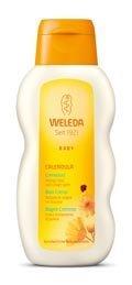 ヴェレダ(WELEDA)カレンドラベビークリームバスミルク