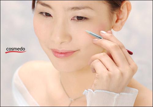 熊野筆 コンシーラ コンシーラー ブラシ 化粧筆