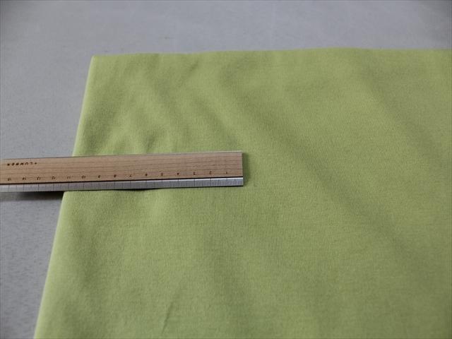 40双糸天竺黄緑