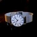 【グッドデザイン賞受賞!世界的デザイナー 五十嵐 威暢 氏による究極のベーシックデザイン  その名は  エキウォツチ  外径φ30mm】   eki watch  designed by  Takenobu Igarashi 多彩なバンドから選択できます
