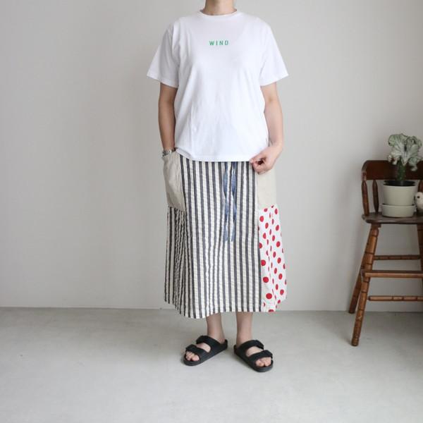 01C-63G 快晴堂 海上がりUNI-Tシャツ 3種