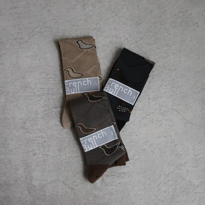 11-06202 French bull クイッカソックス 3色