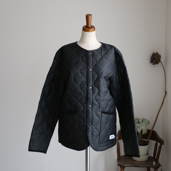 NAM1851PP ARMEN no collar jacket 3色 サイズ展開あり