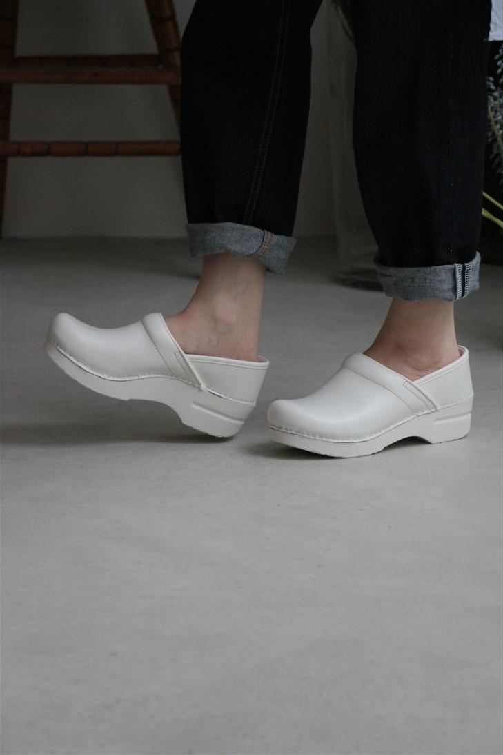 dansko PROFFESSIONAL White