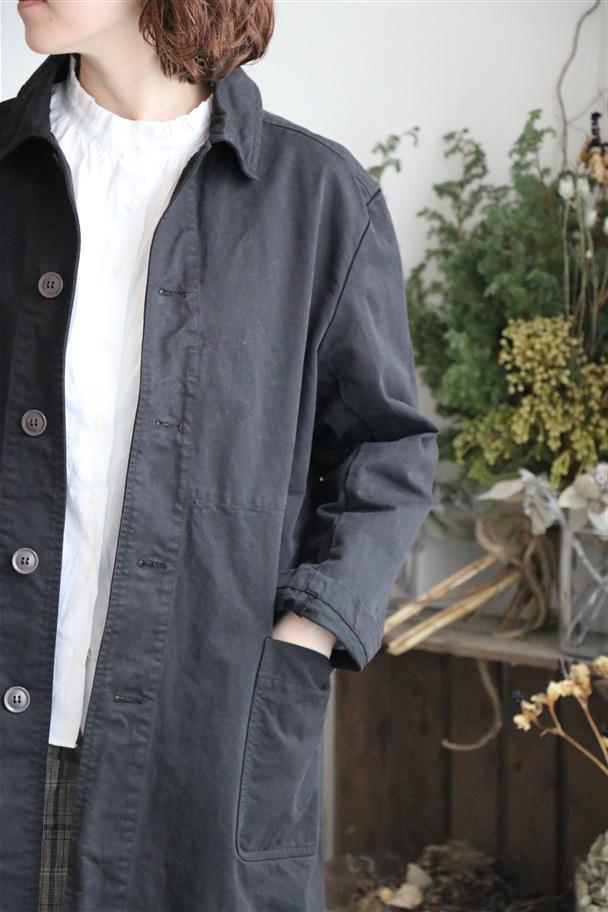 <SALE>NAM1601ct ARMEN authen teck work coat 2色