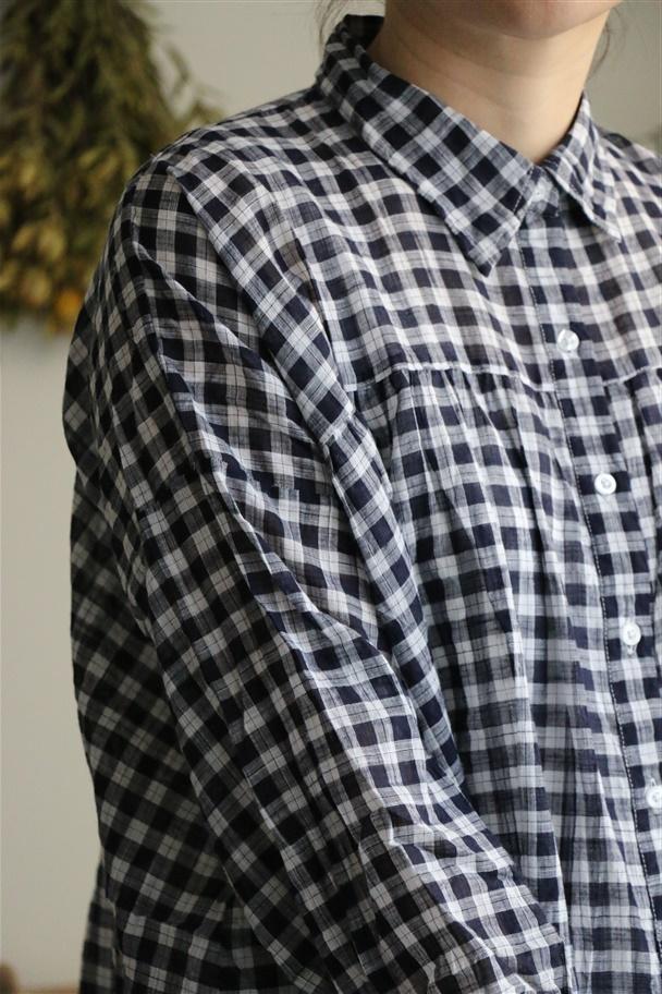 NSL19041 soil gatherd shirt