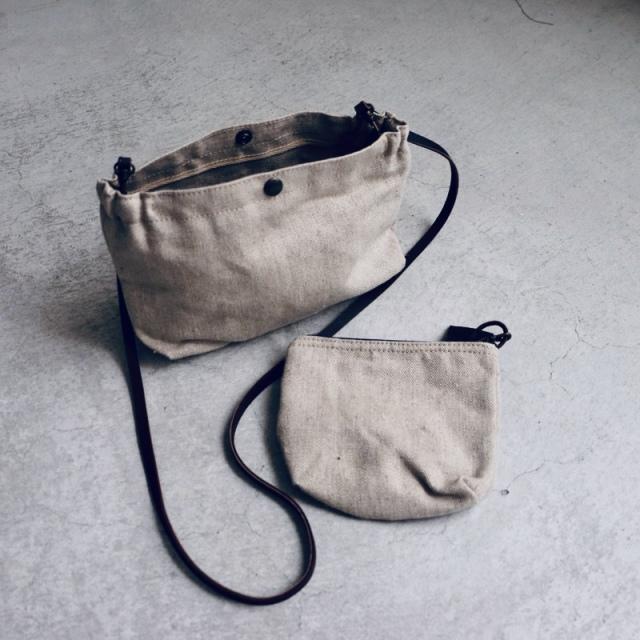 J2028STW TAMPICO SISTER bag linen stone wash