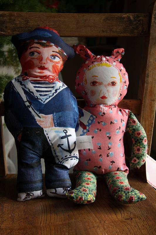DF007 Nathalie Lete Doll 2種