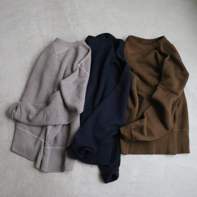 RNHT1851 HTS sweat shirt 3色