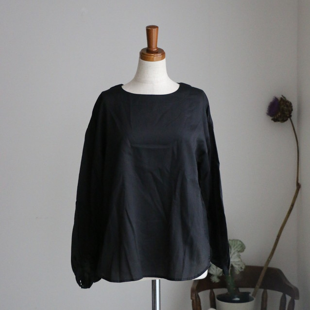 S009 si si si blouse black