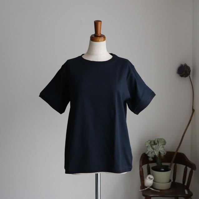 D5616204 danafaneuil オーバーサイズTシャツ 2色