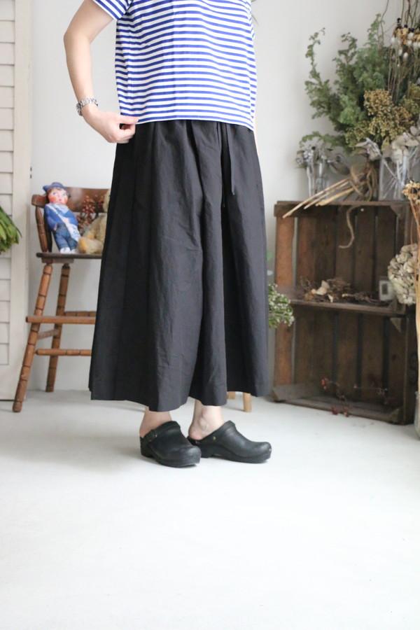 G392 Gauze タックススカート 2色