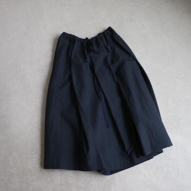 G392 Gauze タックススカート