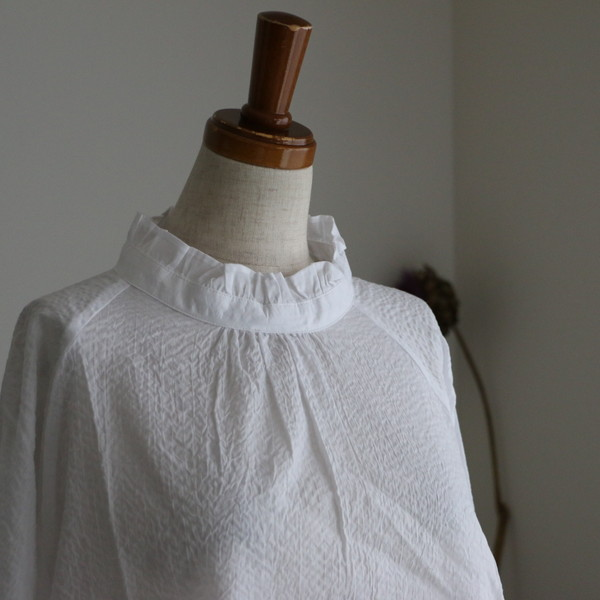 s009c si si si ミラクルウェーブ STACEY BLOUSE 2色