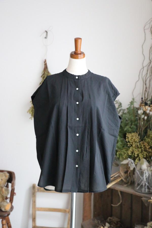 <SALE>91160 FABRIQUE en planete terre blouse n/s with lace