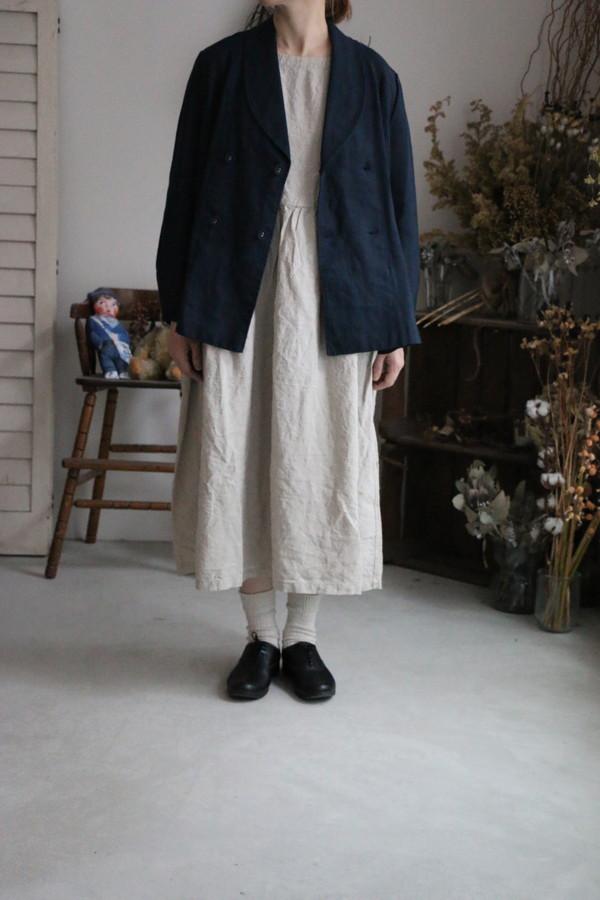LWA128  fog linen work カタリーナジャケット