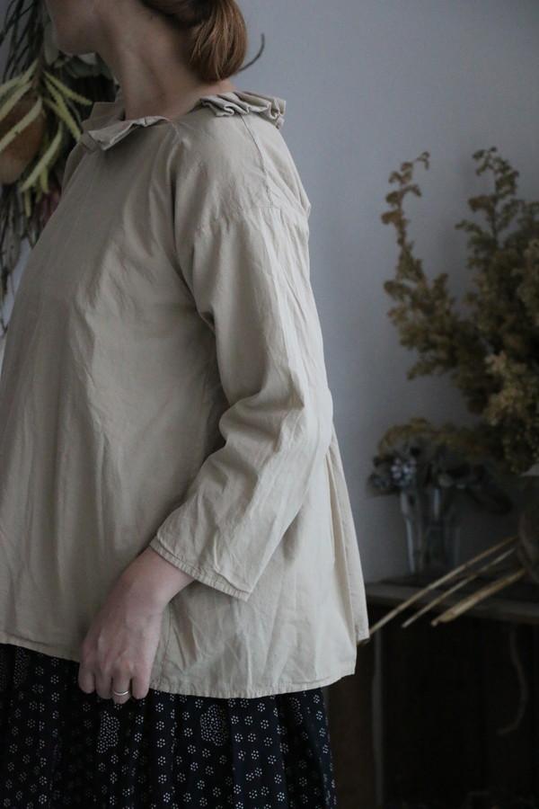 <SALE>vc1972A veritecoeur Broad Pullover 2色