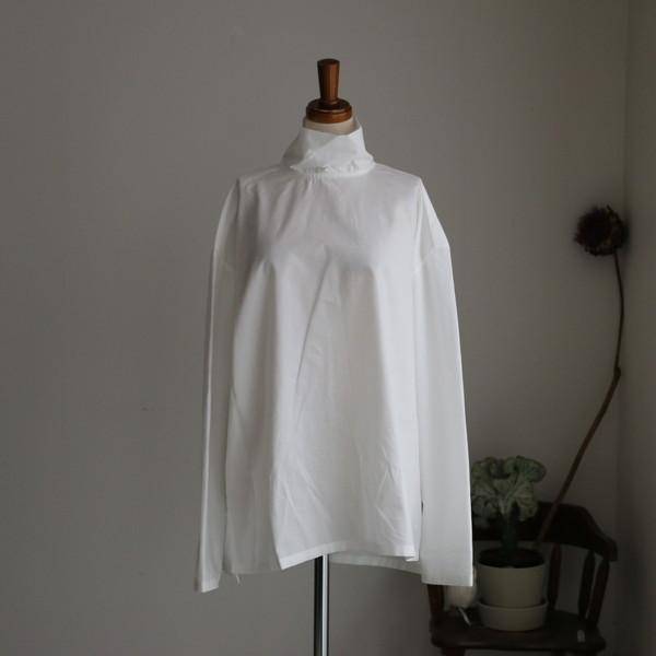 vc2229 veritecoeur ハイネックシャツ