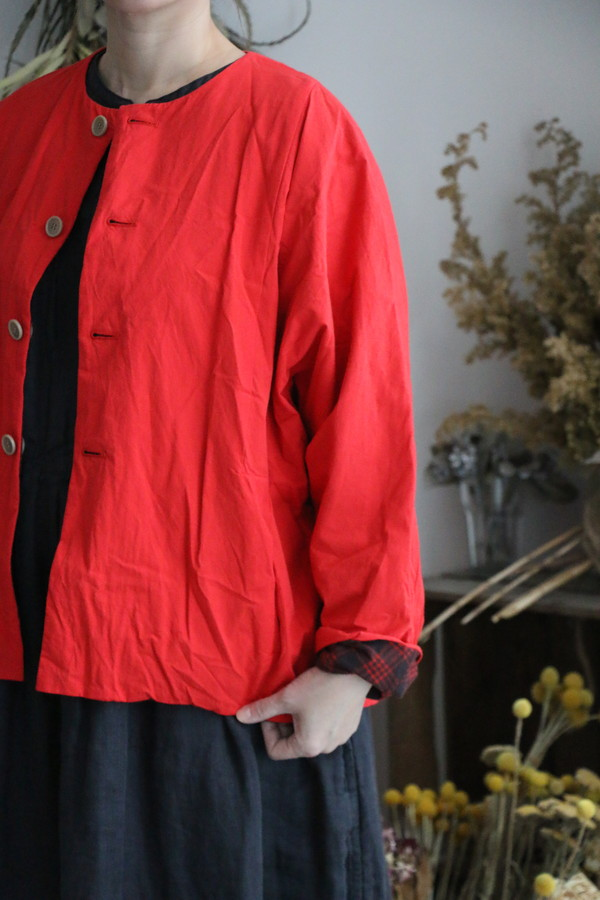 <SALE>vc2071 veritecoeur Twill Jacket