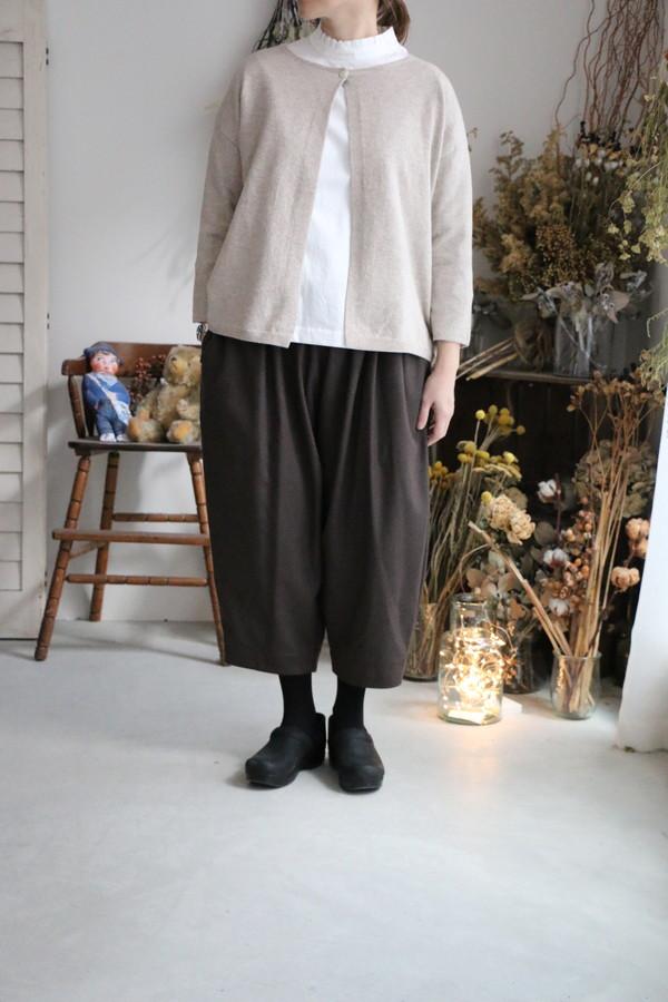 vc2100 veritecoeur Wool Flannel Pants 2色