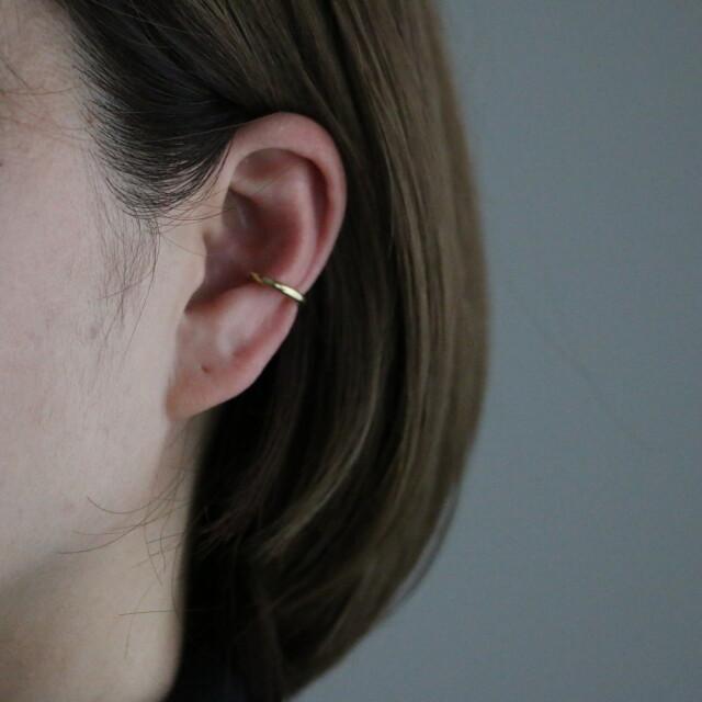 31562801 vlas blomme Single Ear Cuff (片耳タイプ)