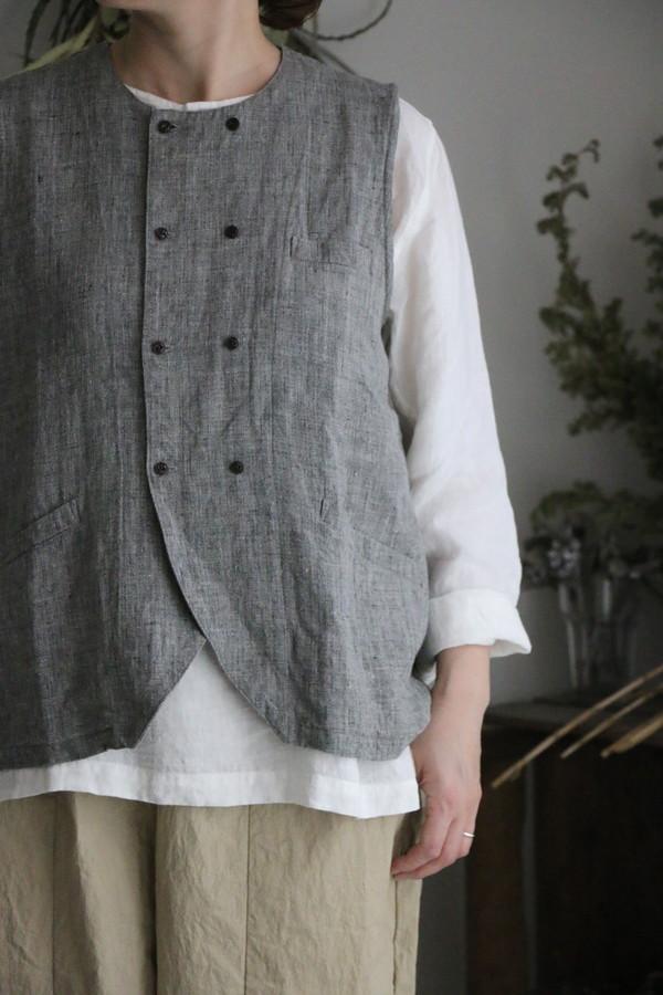 UTV010 Own GArment Products ダブルブレストベスト