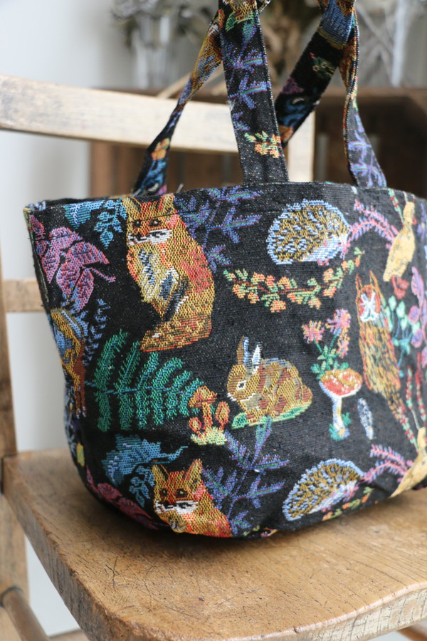 NL217 Nathalie Lete Mini Bag forest