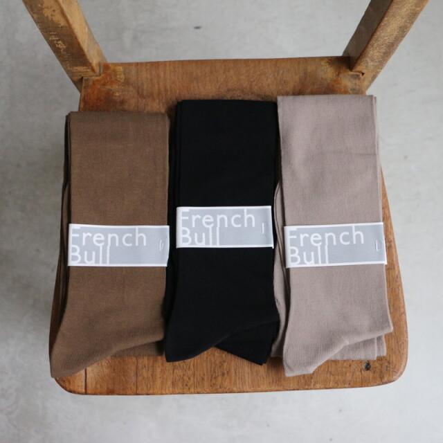 11-06212 French bull シフォンオーバーニーソックス 3色