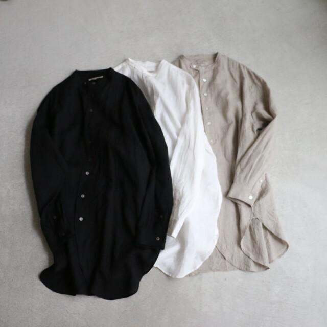 13102999 vlas blomme KL Heritage 60 チュニックシャツ  3色