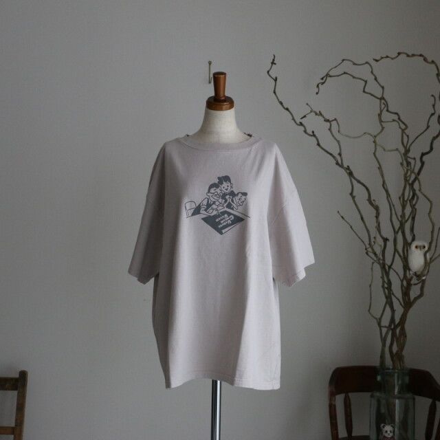 vcc384 veritecoeur Tシャツ painting HAIIRO