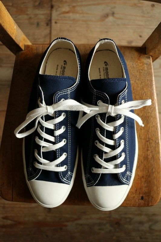 moon star LOW BASKET NAVY