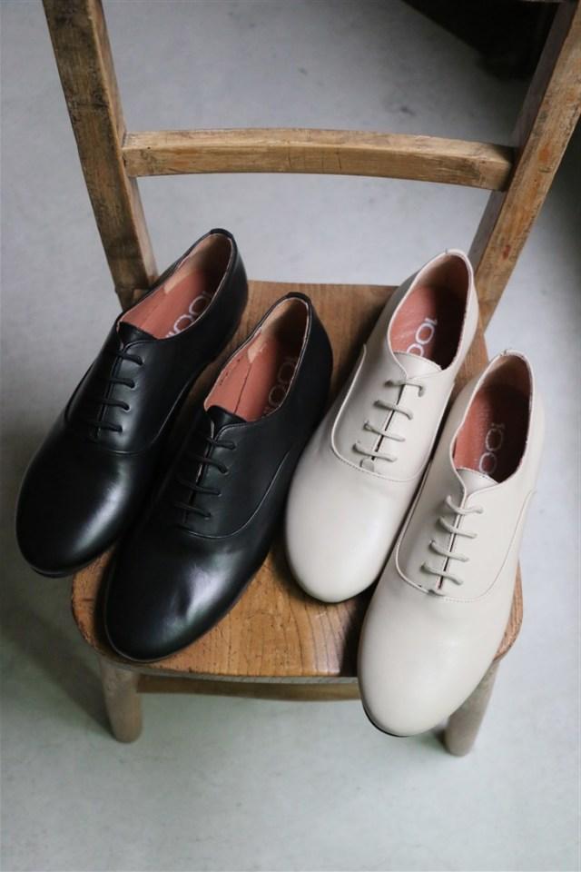 NMP1052 1001PATTES balmoral shoes 2色 サイズ展開あり