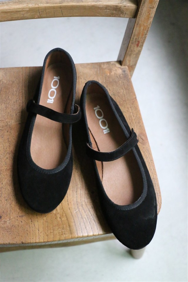 NMP1751 1001PATTES one strap pumps サイズ展開あり