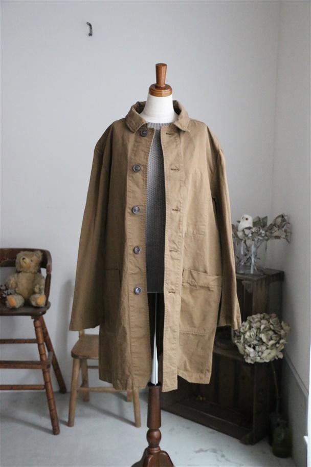NAM1601ct ARMEN authen teck work coat