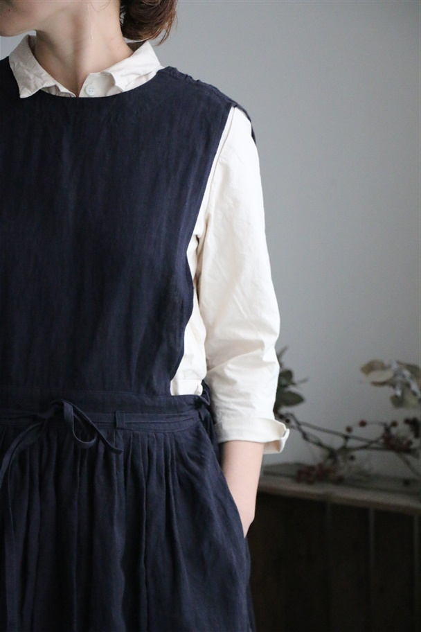 LDO-052 Own GArment Products エプロンワンピース 2色