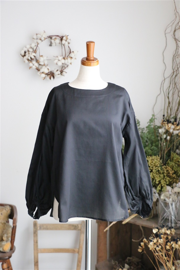<SALE>S009 si si si blouse black