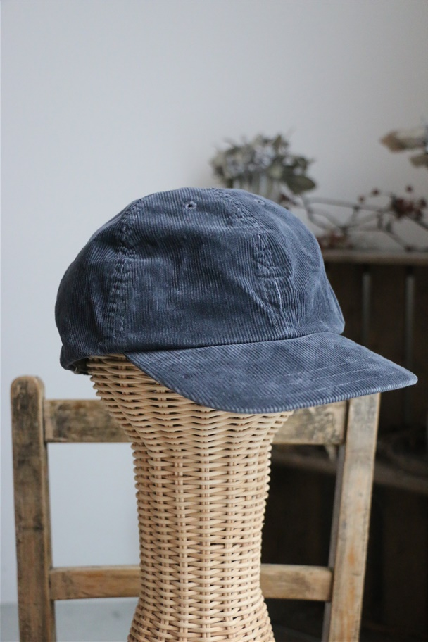 10-2AD18 DECHO LEATHER BUCKLE CAP 4色
