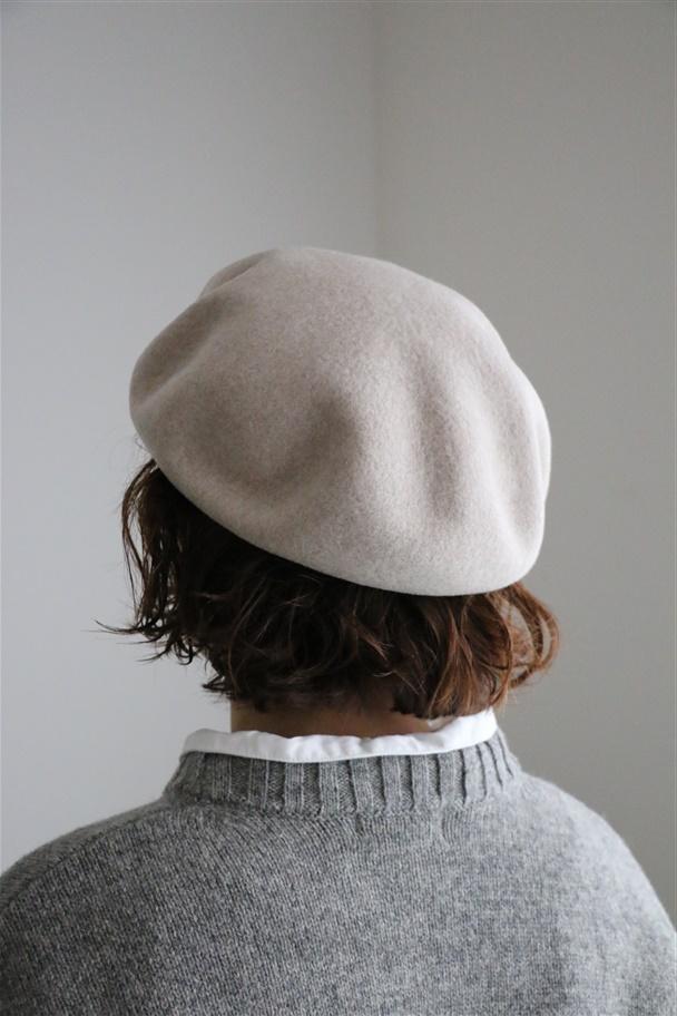 11-3AD18 DECHO basque beret 4色
