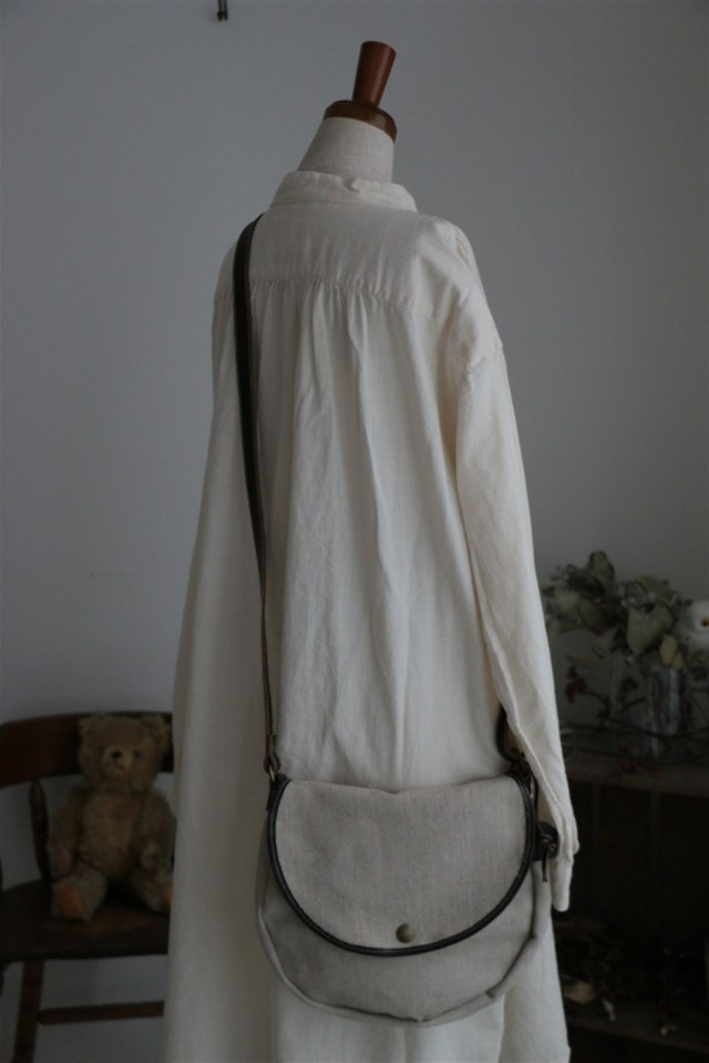 4049-LIN TAMPICO OXFORD bag lin NATUEL