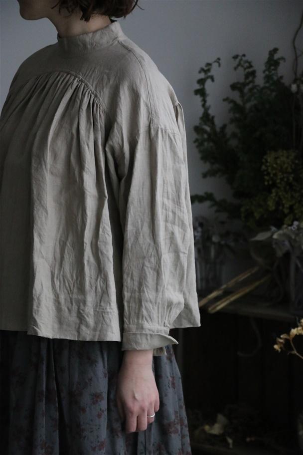 180801 suro ハイカラープルオーバー 2色