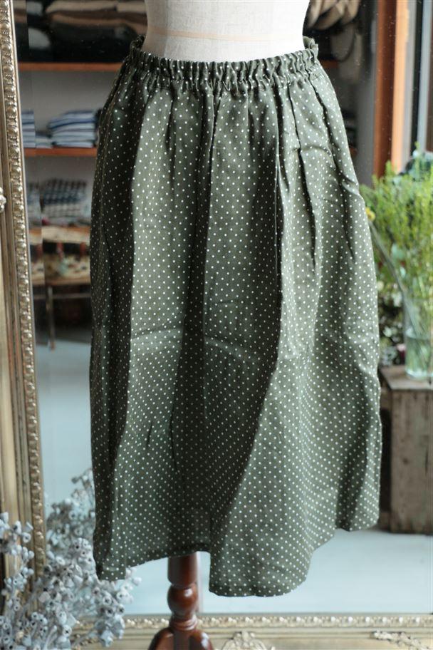 <SALE>21505 pot purri リンドスカート 2色