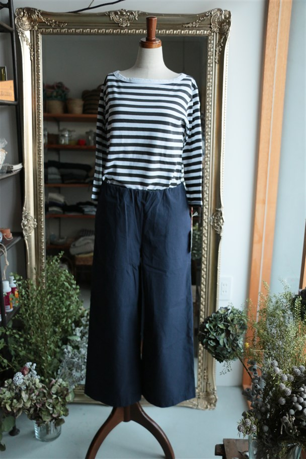 dw05 DAILY WARDROBE INDUSTRY CONFORT PANTS 2色
