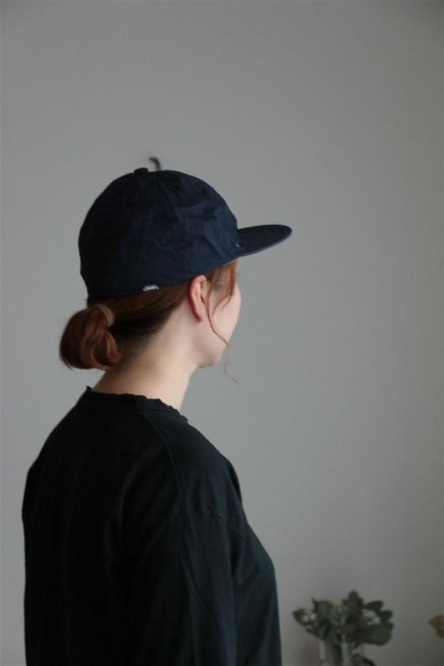 d-12 DECHO UTILITY CAP -VENTILE 2色