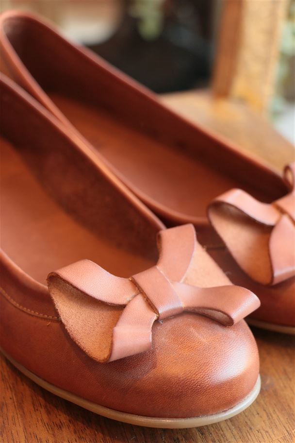 <SALE>BW1114202 BERTUCHI RIBBON shoes