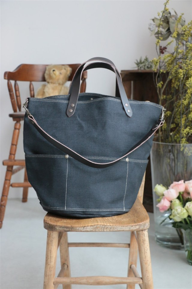 J4055lin TAMPICO NEW GARDEN BAG 2色