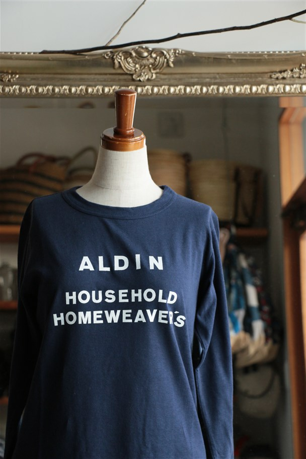 CT-05 ALDIN HOUSEHOLD long sleeve 2色