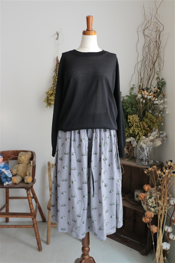 marble SUD LODGE SKIRT GRY
