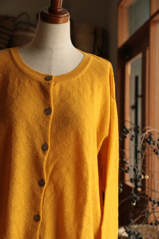 044F037188 marble SUD タックDOT KNIT CD