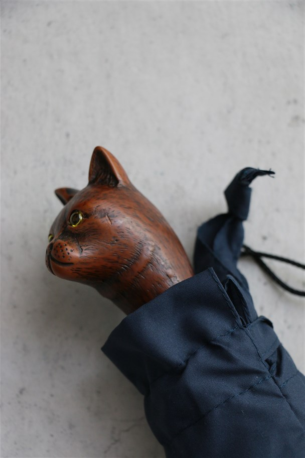 GUY DE JEAN Folding Umbrella 4種 2色展開